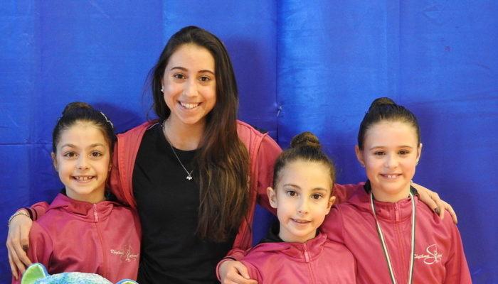 Ginnastica: Rhythmic School oro e bronzo anche nelle Silver