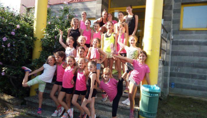 Dal Brasile e da Dubai alla Scuola di Ritmica della Rhythmic School