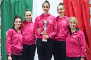 Letizia Alberti campionessa d'Italia