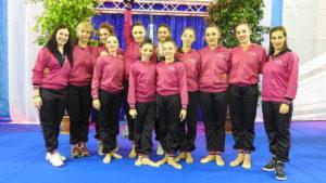La Rhythmic School a Padova tenta l'assalto alla Serie A1