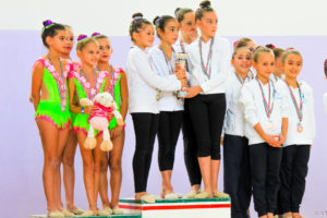 Rhythmic School: Ritmo Day d'argento