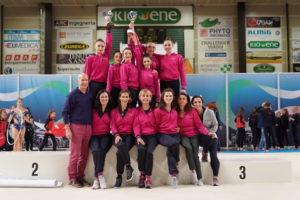 Rhythmic School nell'olimpo della Ritmica italiana