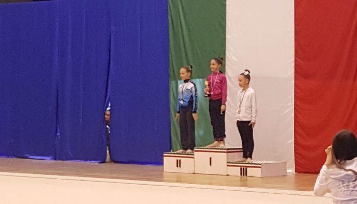 Ottima prova delle RSgirls nella seconda prova del campionato regionale Silver