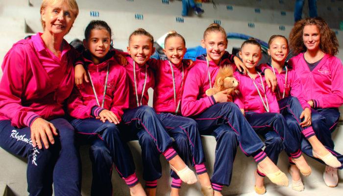 Le RSgirls si confermano nel campionato regionale a squadre allieve gold