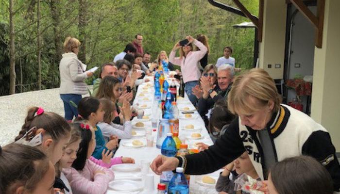 La grande famiglia della Rhythmic School in festa