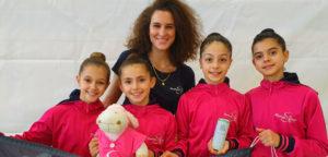 Rhythmic School con onore a Fermo alla prova nazionale del Torneo delle regioni