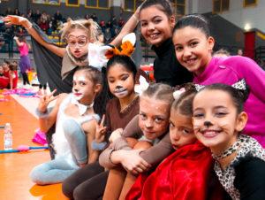 La Festa di Natale della Rhythmic School