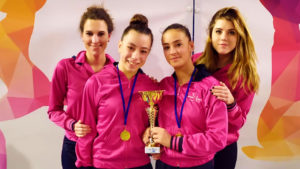 Rhythmic School domina il week end della ritmica